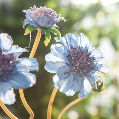 씨앗데이지부쉬 44cm  FAIAFT 조화 꽃 인테리어소품_(1461208)