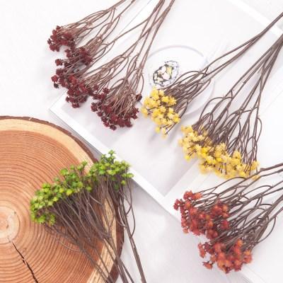 가을안개가지 (4색상) FAIAFT 조화 꽃 인테리어소품_(1461206)