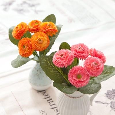 민들레부쉬 (6색상) FAIAFT 조화 꽃 인테리어소품_(1461203)