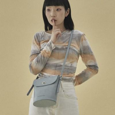 Rachel vintage shoulder bag_mint