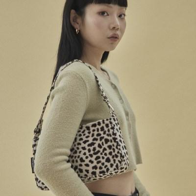 Jenny baguette bag_cheetah