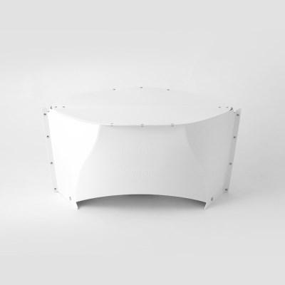 [PATATTO] 휴대용 접이식 테이블 - 파타토 테이블 페일 화이트