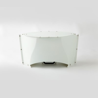 [PATATTO] 휴대용 접이식 테이블 - 파타토 테이블 미니 페일 화이트