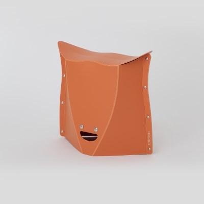 [PATATTO] 휴대용 접이식 의자 뉴파타토 320 테라코타