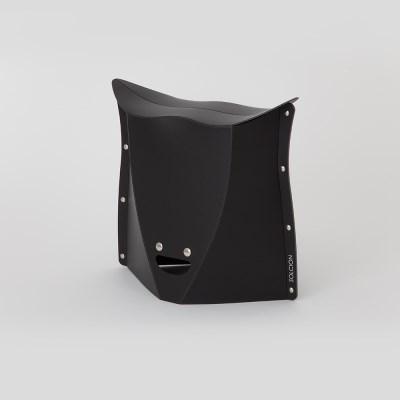 [PATATTO] 휴대용 접이식 의자 뉴파타토 320 블랙