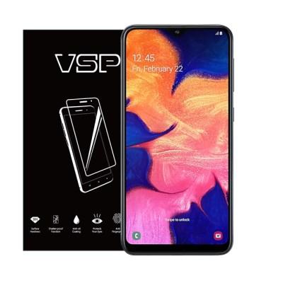 VSP 갤럭시A10 2.5D 강화유리 액정보호필름 1매 블랙