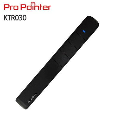 프로포인터 KTR030,,BLACK 레이저포인터,,PPT무선프리젠터