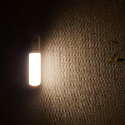 어반 LED 무선 하이브리드 센서등 S Mini (전구색등)_(1391217)