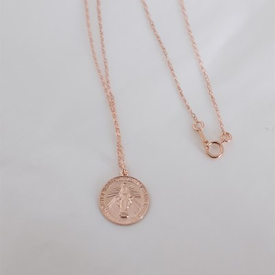 Big size Maria Charm Necklace (2colors)