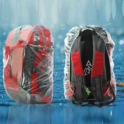 등산 가방 백 팩 배낭 레인 비닐 방수 커버 덮개 M_(1332722)
