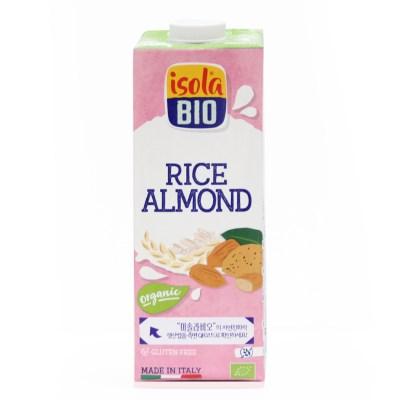 [이솔라비오] 유기농 쌀 아몬드 음료 (1000ml)