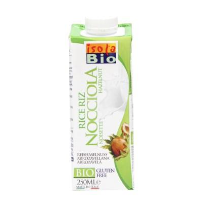 [이솔라비오] 유기농 쌀 헤이즐넛 음료(250ml)
