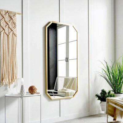 골드 욕실 화장대 거울 벽거울 전신거울 1200_(1335563)