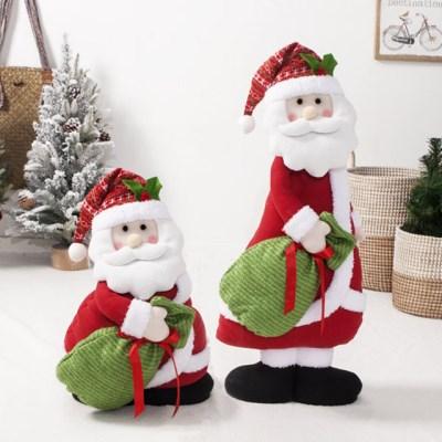 키크는 선물산타 75cm 트리 크리스마스 인형 TRDOLC_(1473228)