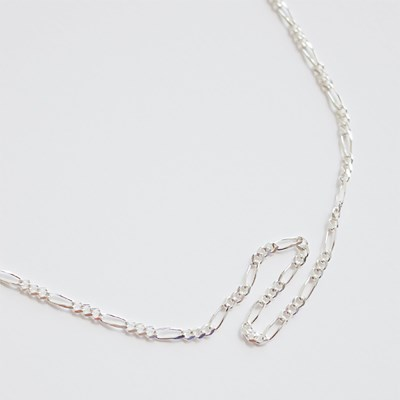 Silver Simple Necklace