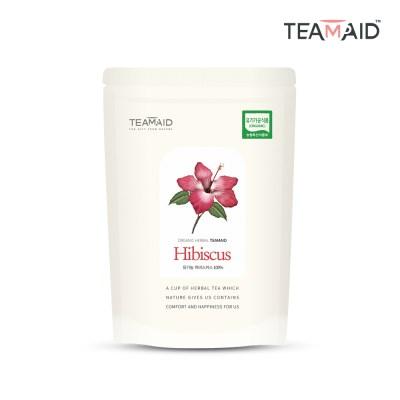 [티메이드] 유기농 히비스커스 삼각티백 2.5g x 30티백_(1382718)