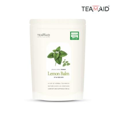 [티메이드] 유기농 레몬밤 삼각티백 1.3g x 30티백_(1382717)