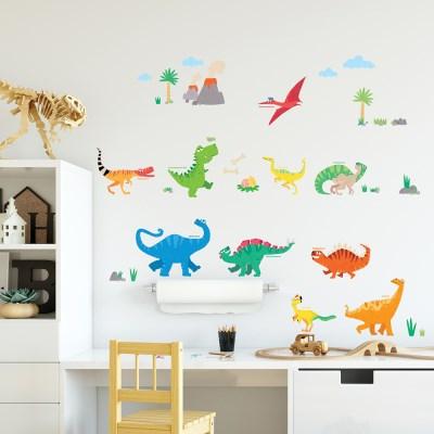 알록달록 공룡 친구들 DW-1805