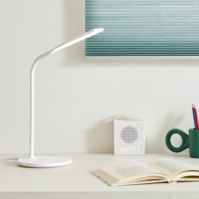 [한샘] 심플 고속무선충전기능 LED 스탠드_(1397059)