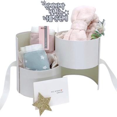 초경축하 선물박스 (2단)