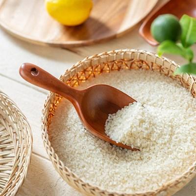 천연 옻칠 쌀되 스쿱 / 나무 우드 홈카페 스쿠프 원드 얼음