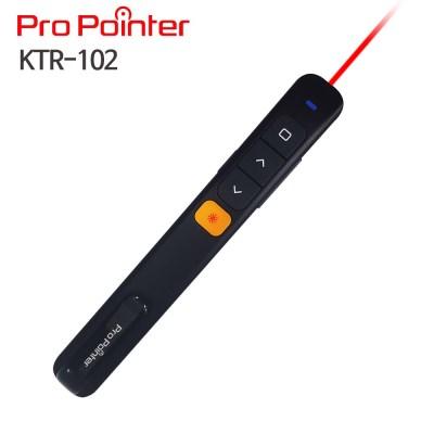 프로포인터 KTR102..블랙,,,PPT무선프리젠터