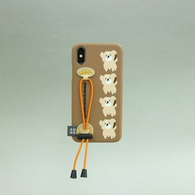 SUN CASE STRING COFFEE BEIGE