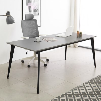 [e스마트] 철제 책상테이블 1600x800 디자인프레임_(11833000)