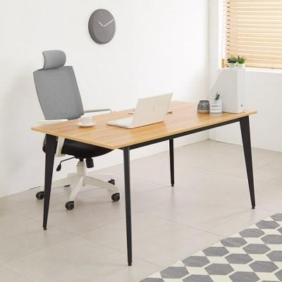 [e스마트] 철제 책상테이블 1400x600 디자인프레임_(11832995)