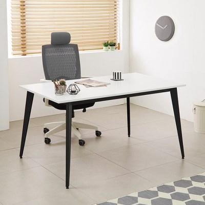 [e스마트] 철제 책상테이블 1200x600 디자인프레임_(11832994)