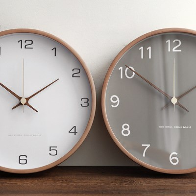300파이 우드벽시계(2color)_(1824350)