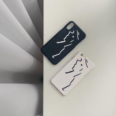 아이폰갤럭시 드로잉케이스