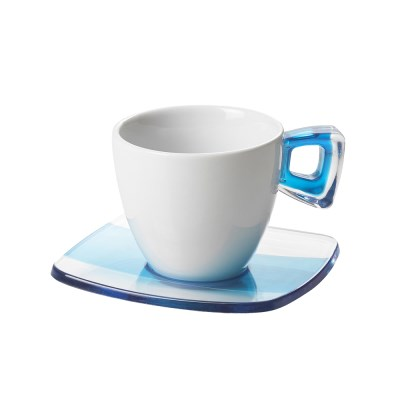 스퀘어 커피잔 티컵 블루_(1227314)