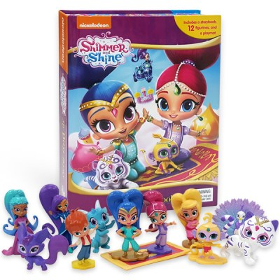 My Busy Books : Shimmer and Shine 피규어북