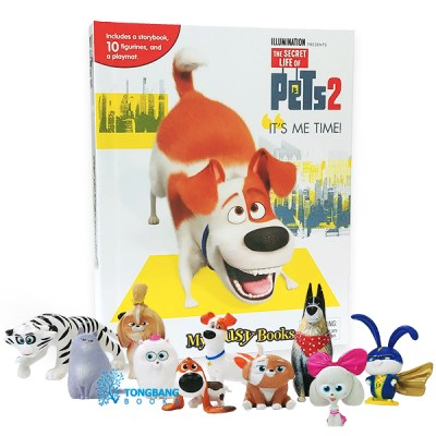 My Busy Books : The Secret Life of Pets 2 피규어북