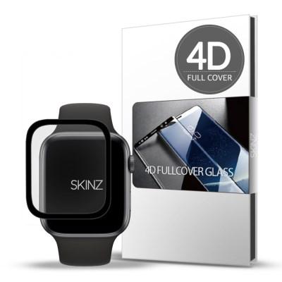 스킨즈 애플워치4 4D 풀커버 액정필름 44mm (1장)_(901087810)