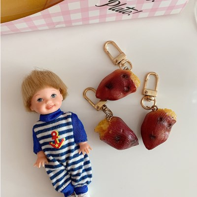 Sweet Potato Keyring 고구마키링