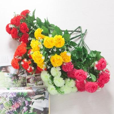 팜팜부쉬 46cm FAIAFT 조화 꽃 인테리어소품_(1511169)