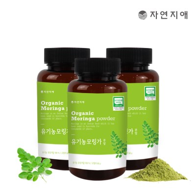 자연지애 유기농 모링가 분말 60gX3_(2714422)