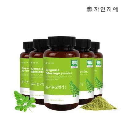자연지애 유기농 모링가 분말 60gX5_(2714421)