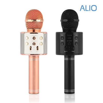 알리오 블루투스 마이크 스피커 ALU-MC900_(1100801)