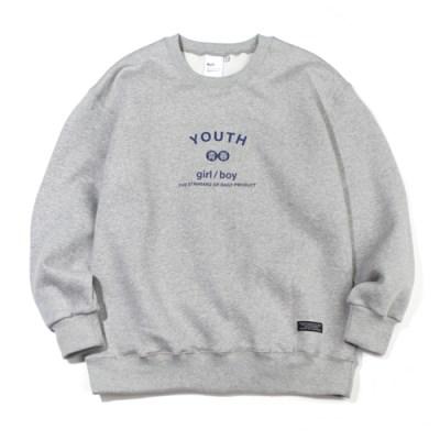 YOUTHFUL SWEATSHIRT-GREY