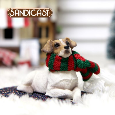 잭 러셀 테리어 JACK RUSSELL TERRIER (LYING) - BROWN XSO20502