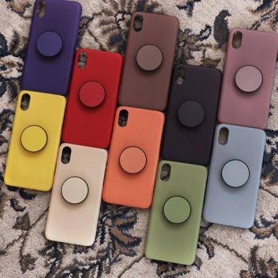 가을 무지 케이스 & 스마트톡 세트 -1164 아이폰/LG케이스