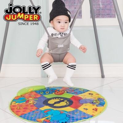 [한국정식수입원] 졸리점퍼 뮤지컬 플레이 매트 베이비 아기체육관