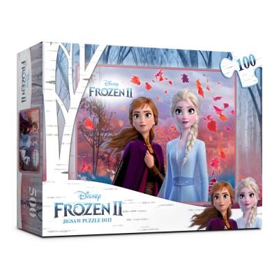[Disney] 디즈니 겨울왕국2 직소퍼즐(빅100피스/D115)_(1437294)