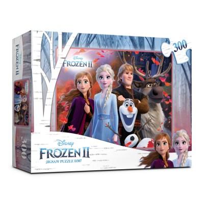[Disney] 디즈니 겨울왕국2 직소퍼즐(빅300피스/D307)_(1437293)
