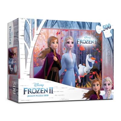 [Disney] 디즈니 겨울왕국2 직소퍼즐(500피스/D518)_(1437292)