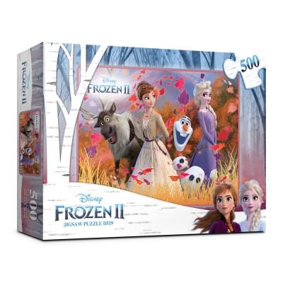 [Disney] 디즈니 겨울왕국2 직소퍼즐(500피스/D519)_(1437291)