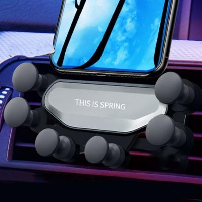 차량용핸드폰거치대 제3세대 차량용 핸드폰 송풍구거치대